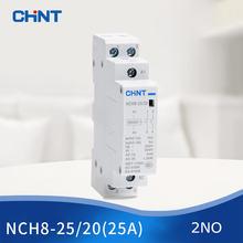 Бренд chint Бытовой однофазный контактор переменного тока бытовой