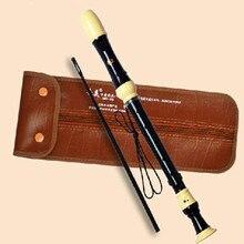 Альт рекордер флейты F ключ 8 отверстий барокко кларнет флейта музыкальный инструмент Flauta профессиональный китайский вертикальный альт флейты