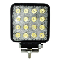 TRIPCRAFT 10PCS SUV 48W Led Work Light For Truck 12V 4x4 Driving Spotlights FLOODLIGHT