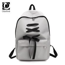 Fashion School Backpack Women Children Schoolbag Back Pack Leisure Korean Ladies Knapsack Laptop Travel Bags for Teenage Girls