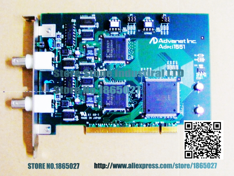 AdPCI1551 PCI dual-port card for professional use 100% test good quality original ni pci 6013 selling with good quality and professional