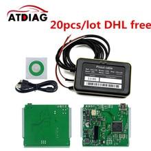 20 Pz/lotto Adblue 8 in 1 Adblue 9 in 1 Universale Non Ha Bisogno di Alcun Software 9in1 Adblue Emulazione Box per multi Marche Camion