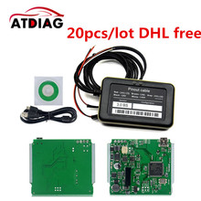 20pcs/ lot Adblue 8 in 1 Adblue 9 in 1 Universal NOT NEED ANY SOFTWARE 9in1 AdBlue Emulation Box for multi brands trucks
