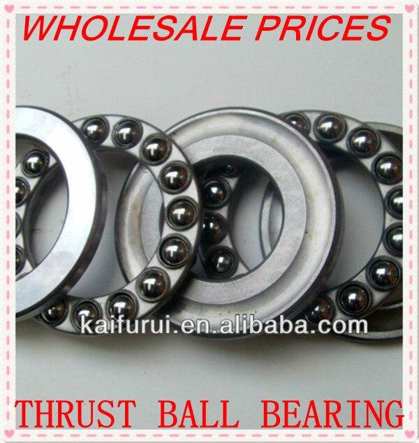x 16mm 51206 Axial Ball Thrust Bearing 30mm OD x 52mm Thickness ID