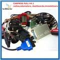 CARPROG V4.1 Completa 21 adaptador programador ECU frete grátis por DHL