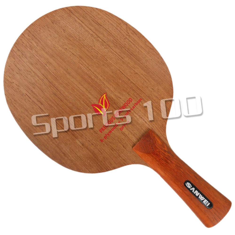 Sanwei H2 H-2 Table Tennis Blade For Ping Pong Bat Racket