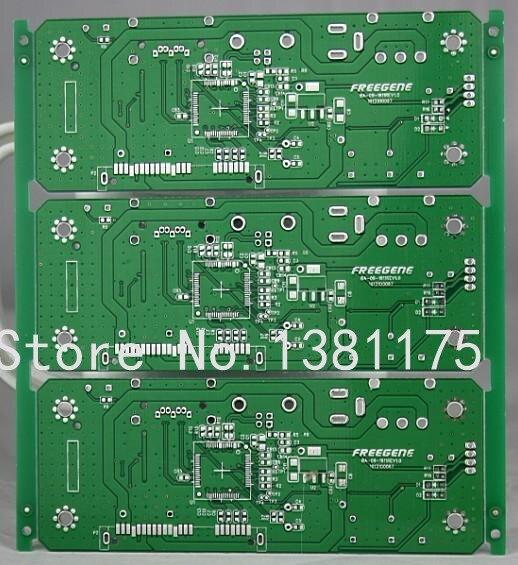 100% commentaires positifs livraison gratuite faible coût deux couches Quickturn PCB conseils Prototype fabricant rapide PCB vente 046