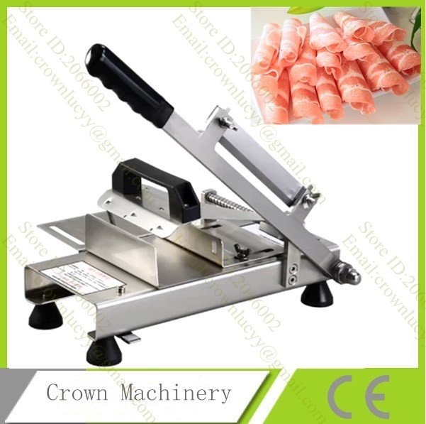 Commercial Frozen meat slicer machine Meat cutting machine