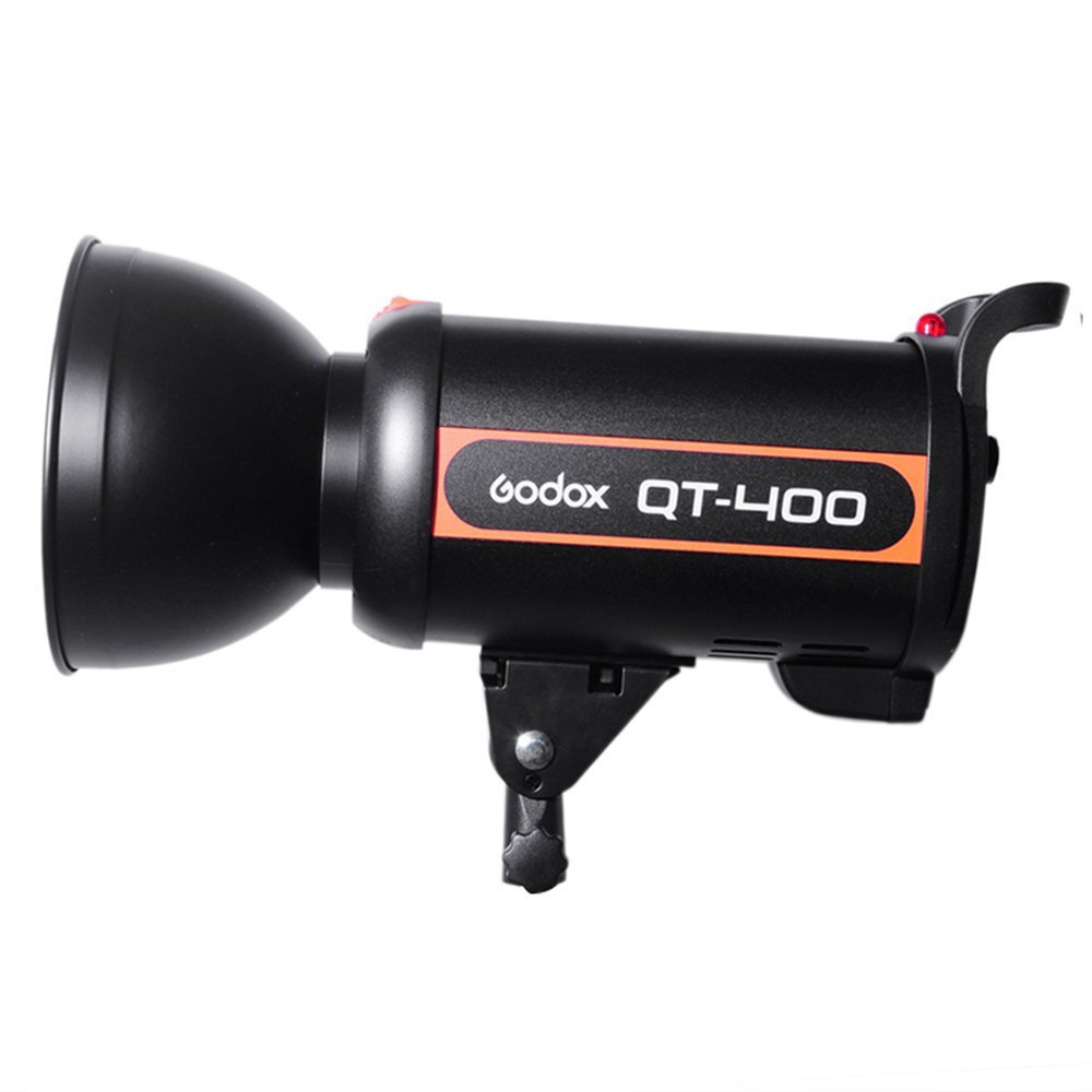 Godox QT 400 QT400 400W Hi Speed Duration 1/5000s Studio Flash Strobe Light 110V 220~240V