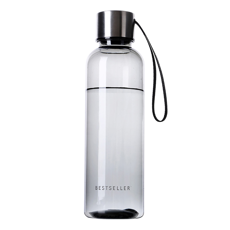 500ml Business Bottle Fruit juice tea milk Portable Sports Camping Cycling Plastic Clear My Water Bottles LH8s