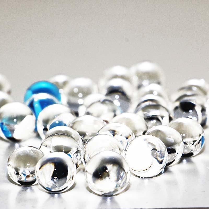 ZhenDuo Jouets 1 kg/lot 7-8mm Couleur Boule de Gel D'eau Perle Cristal Balle Molle 5 Couleurs Pour Jouet pistolet et Décor À La Maison Livraison Gratuite - 4