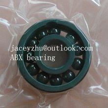 6000 completa si3n4 cerâmica profundo sulco rolamento de esferas 10x26x8mm completo complemento