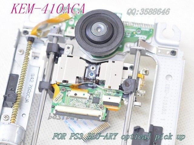for ps3 blu-ary Laser head  optical pick up  KES-410ACA  KEM-410ACA / KES-410A / KEM410ACA