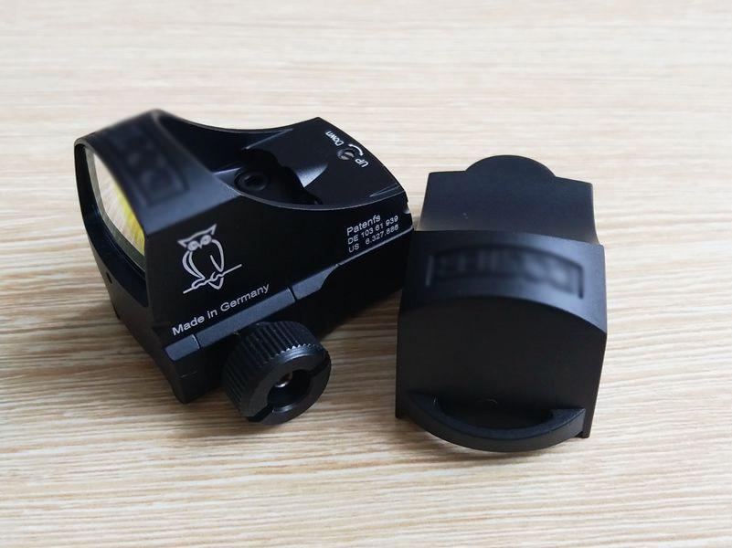 Mini Red Dot Sight Scope Reflex Holographic Rifle Airsoft Dot Sight Auto Brightness laser sight scope  цены