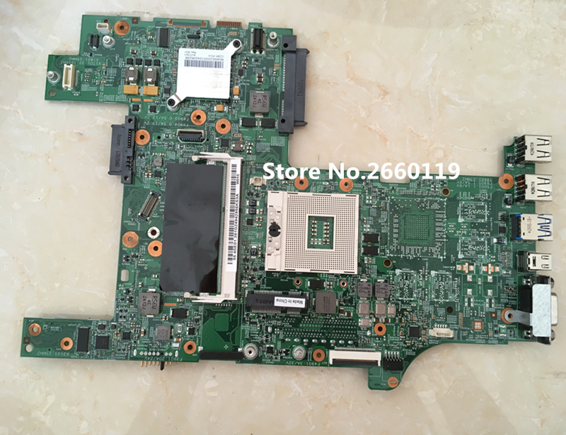 High quality laptop motherboard for L430 04Y2007 Fully tested недорго, оригинальная цена
