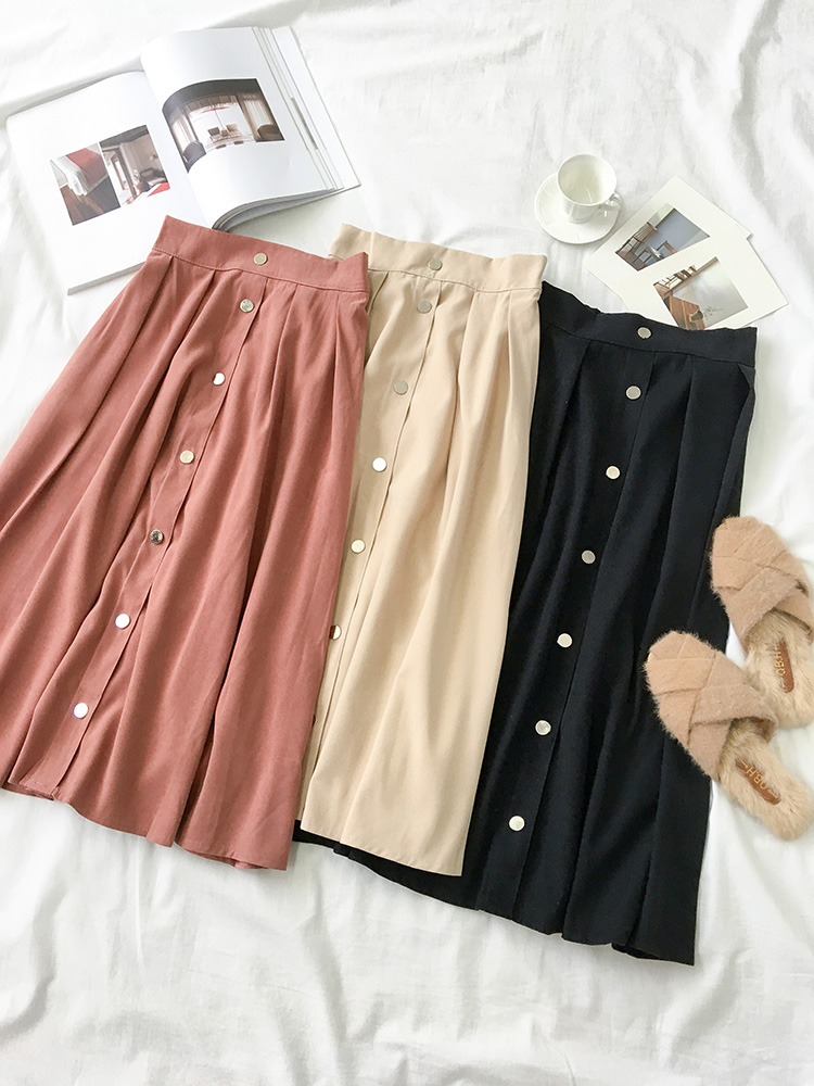 Cheap Wholesale 2019 New Autumn Winter  Hot Selling Women's Fashion Casual  Sexy Skirt  FP24