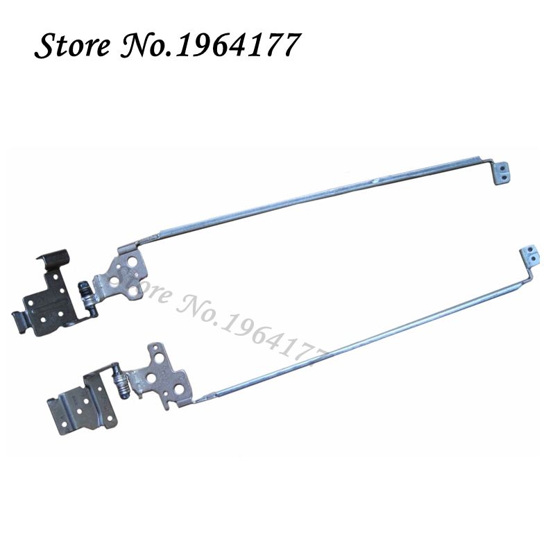 New Laptop LCD Hinges For Dell Inspiron 15 3542 3541 15CR-3543 1528 3000 3546 High-quality NEW Left&Right For No Touch