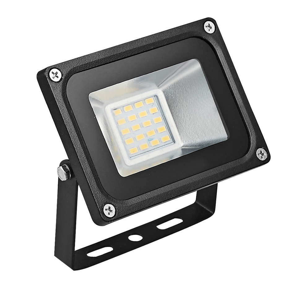 Us 9 12 40 Off 20w Searchlight Led Flood Light Ac 200 240v Waterproof Ip65 Floodlight Outdoor Lighting Reflector Lamp Garden Wall Lights In