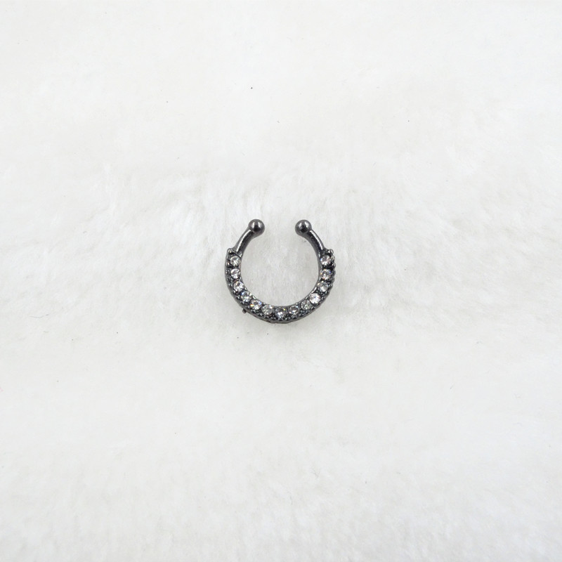HTB1PJFdPVXXXXcXXFXXq6xXFXXXB Trendy Women Black Alloy Clicker Septum Nose Ring Jewelry - 10 Styles