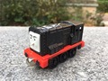 Original Learning Curve Thomas & Friends Diesel Magnetic Metal Toy Train New Loose