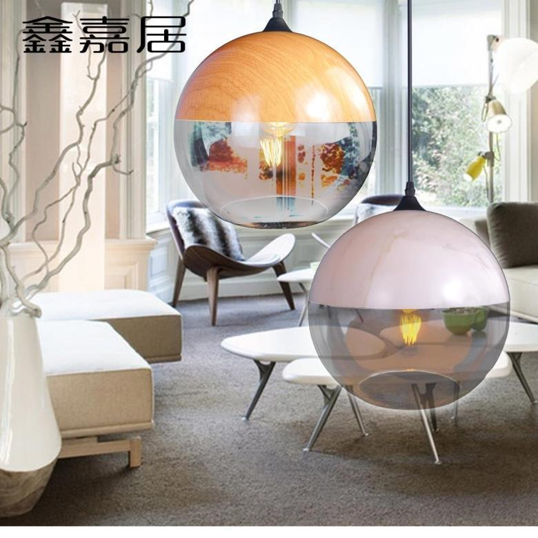 Loft Vintage retro Industrial Glass Ball Hemp rope Pendant Lights E27 AC 110V 220V lamp for Dining room Living Room Cafe Bar стоимость