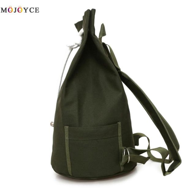 Large Capacity Barrel Backpack