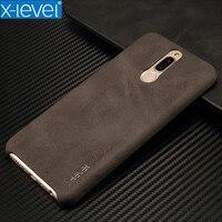 X Level Vintage PU Leather Phone Cases For Huawei Mate 10 Lite Nova 2i G10 Ultra
