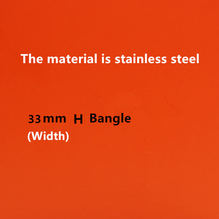 33mm Stainless Steel Punk...