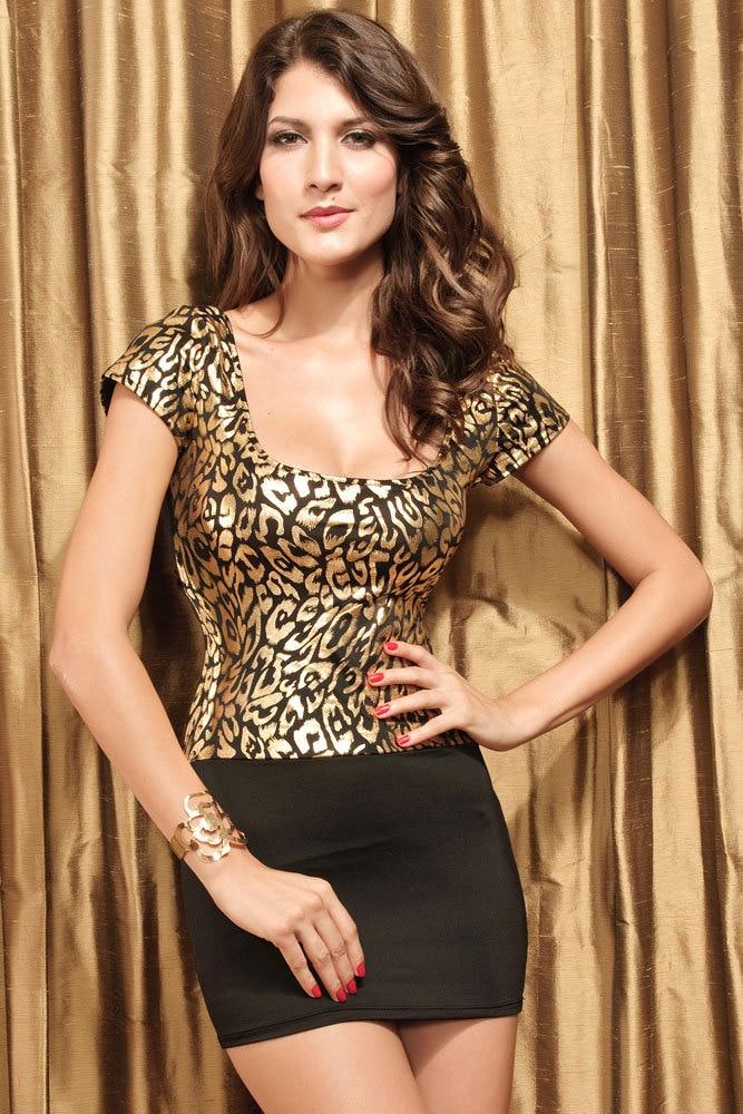 Aliexpress.com : Buy Skin Tight Short Dress Open Back Showcase ...