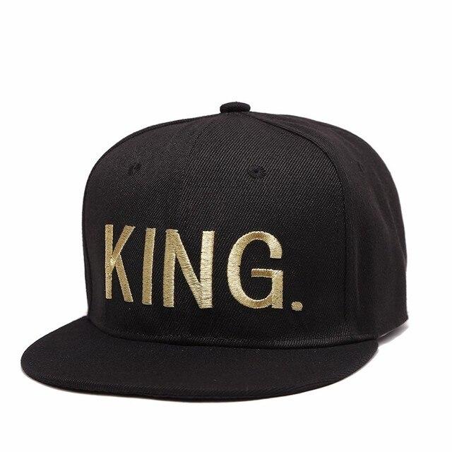 yellow KING Black trucker hat 5c64fecf9d662