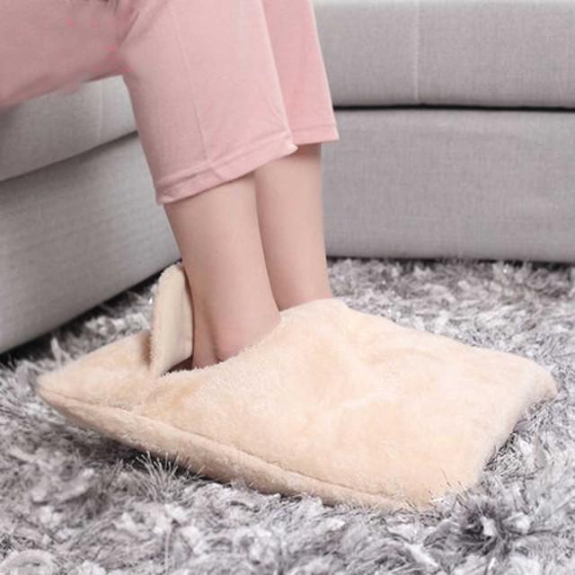 Coussin chauffant pour les pieds, les mains, le dos…