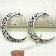 silver 45 Jewelry Moon