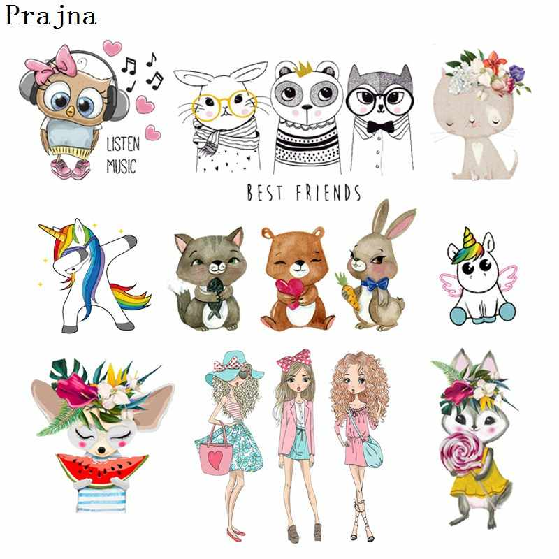 6b7e61a0a Prajna Custom Iron Transfer Sticker Thermal Heat Transfer Patch PVC Printed  Iron On Transfers For Clothing