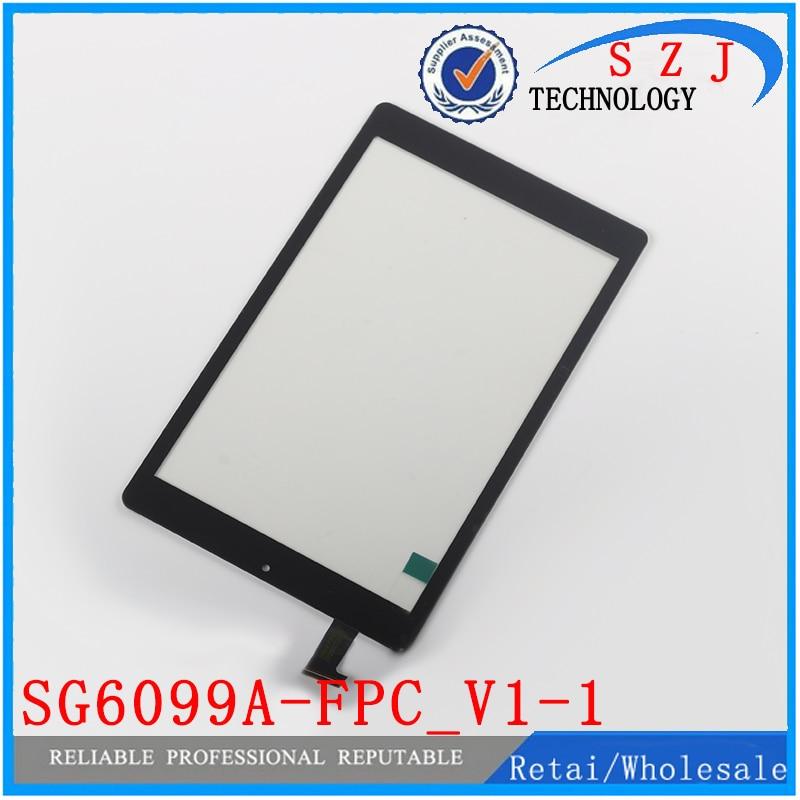 """Новый 7.5 """"дюймовый Планшеты SG6099A-FPC_V1-1 Сенсорный экран планшета Стекло touch Панель Сенсор Замена Бесплатная доставка"""
