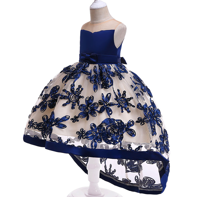 2019 first communion   dresses   for   girls   ball gown for   girls   ladies   dress   children's clothing 3-10 year baby tutu costume T5096