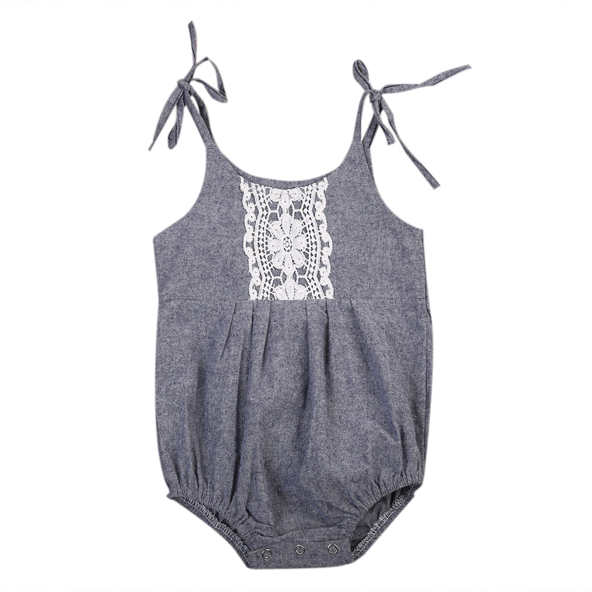 Newborn Baby Girl Lace Floral Romper Jumpsuit Outfits Sunsuit baby girl clothes bodysuit Clothes