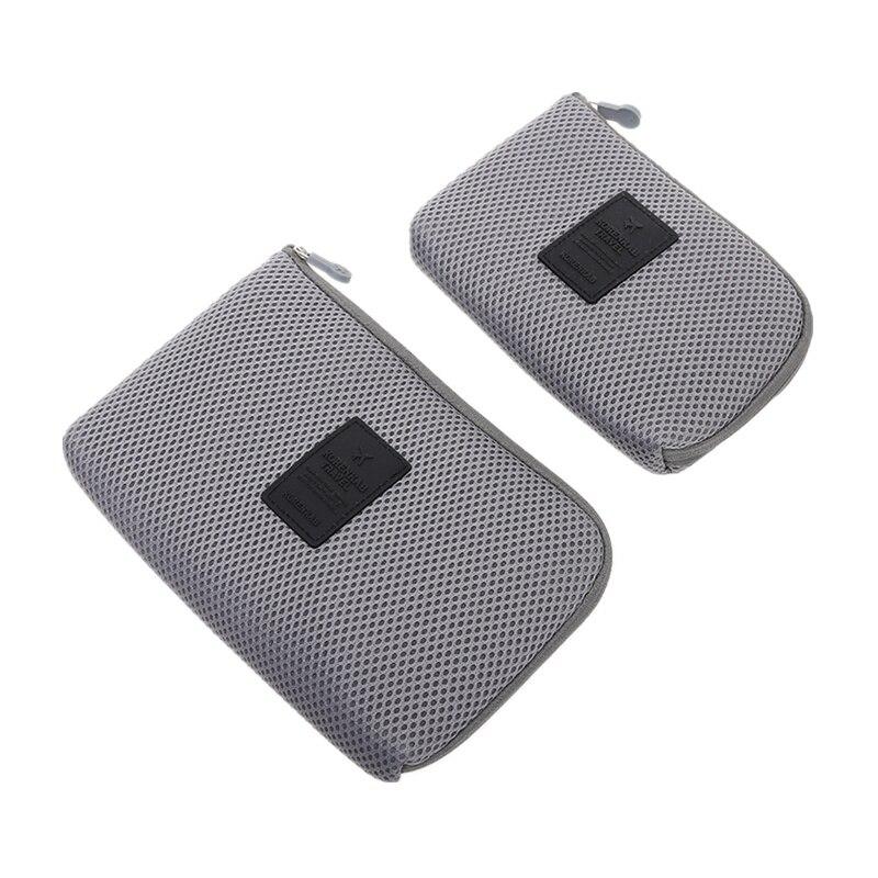 2 komada Pribor Torba za organizatore tvrdog diska za slušalice - Putni pribor - Foto 2