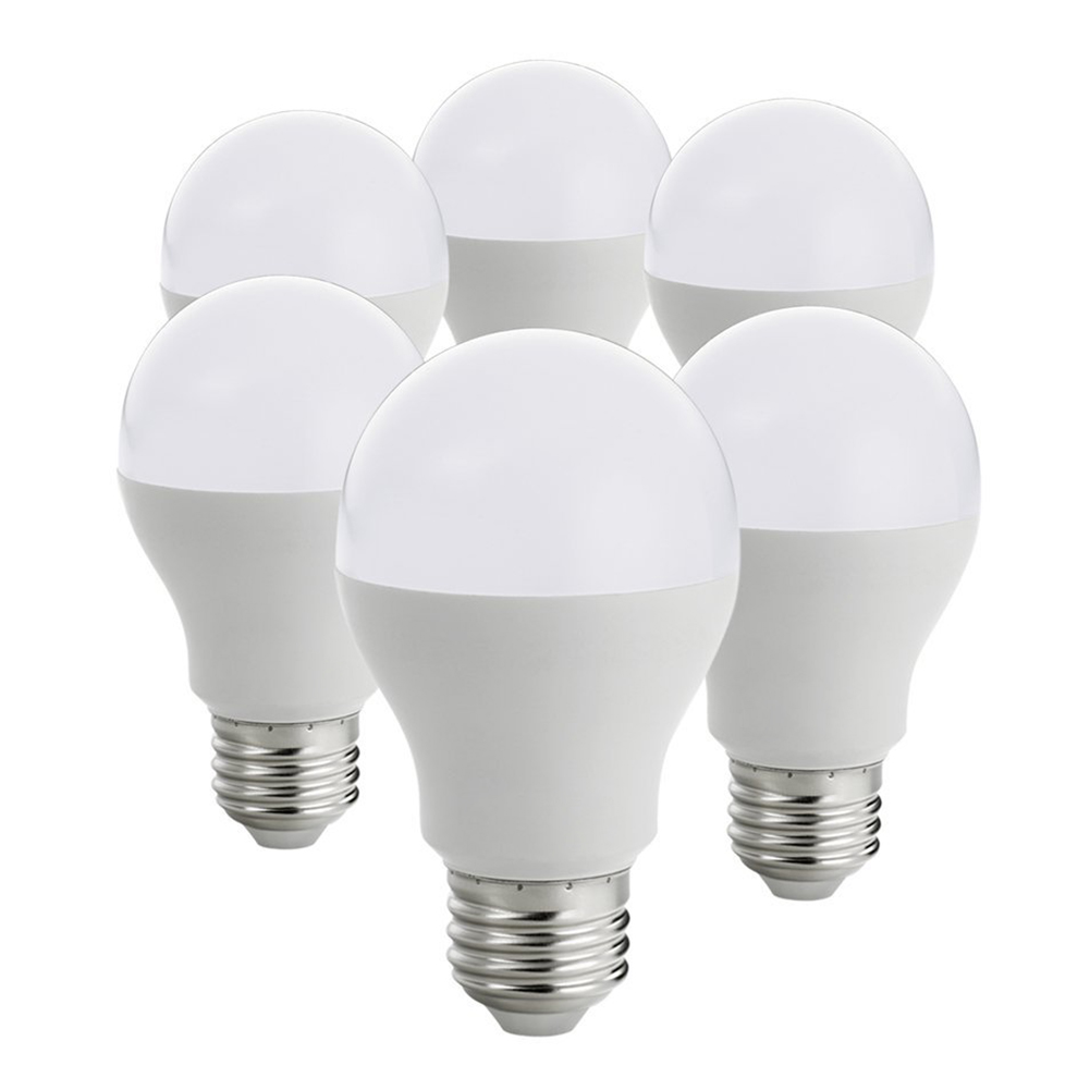 Led Bulbs E27 Light Bulbs A19 Globe Blub 9w Equivalent To Traditional 60w Bulb 3000k Soft
