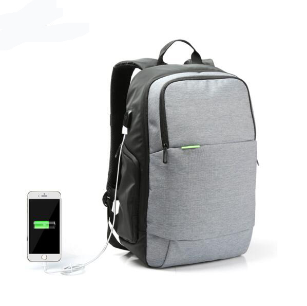2017 External USB Charge Laptop Backpack Anti-theft Notebook Computer Bag  15.6 inch for Business Men Women hhd gj laptop backpack water proof anti theft notebook backpack women men computer bag travel usb charge backpack school bag