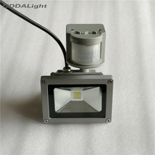 motion sensor outdoor lighting 10W led wall lamp sensor autd