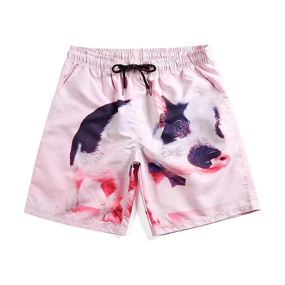 Fashion Casual Homewear Hybird Shorts AIMPACT AM2118 (3)