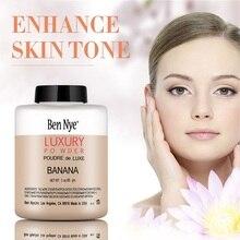 Luxury Banana Powder Bottle Face Makeup Powders Women Lady Facial Contour Brighten Setting Trendy Products