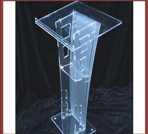 Acrylic Lectern Acrylic Church Podium Acrylic Pulpit Furniture Lectern Podium