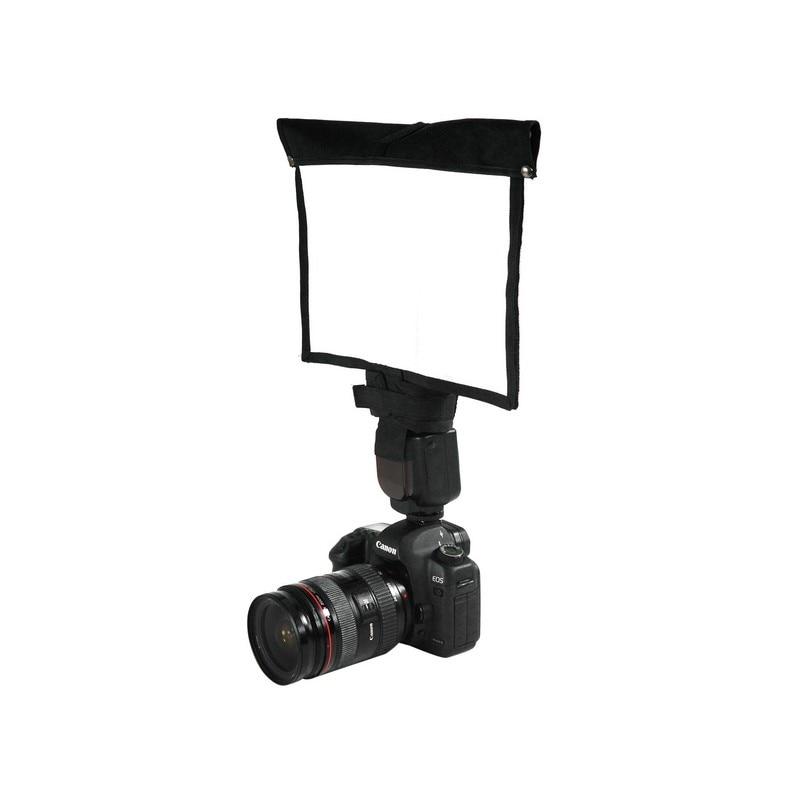 5 en 1 Speedlight Falsh set 3 x reflector de flash plegable + Snoot - Cámara y foto - foto 2