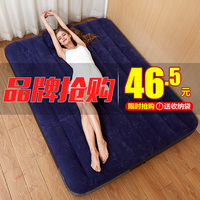 Intex Air Cushion Double Inflatable Mattress Single Bed Male Folding Bed Household Double Outdoor Air Flushing Mattress