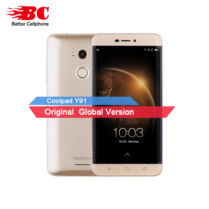 Coolpad R108 двойная камера 5.5 FHD Android 5.1 Adreno 405 RAM3G ROM32GB 13MP Восьмиядерный 1.4 ГГц отпечатков пальцев доль сим карты смартфон