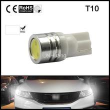 10pcs High Power T10 W5W 184 2450 2521 LED Door Light clearance Bulb 1W auto car