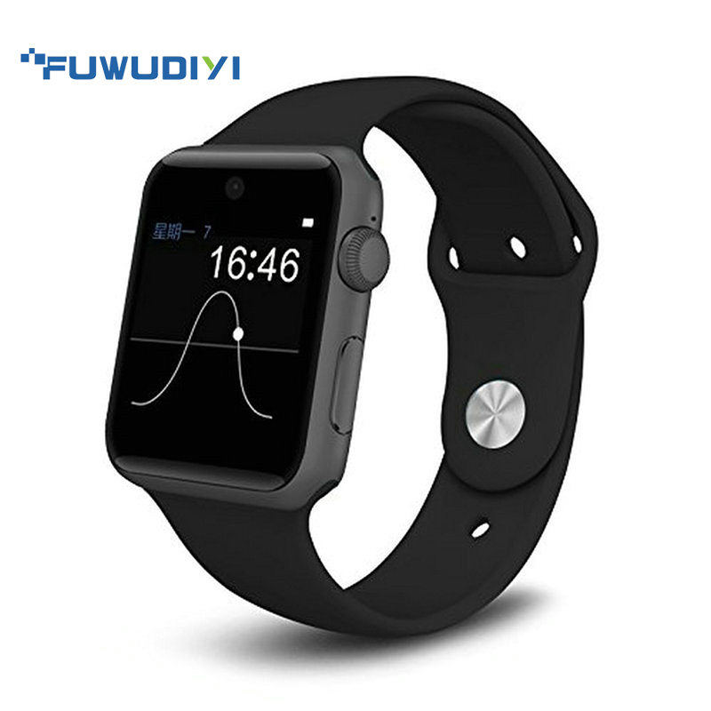 FUWUDIYI HD Screen SmartWatch Support SIM Card Bluetooth Devices Smart Watch Magic Knob Watches For Apple Android Horloge все цены