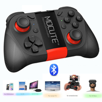 MOCUTE 050 Bluetooth Game Controller Phone Gamepad Wireless Joypad Joystick With Clip For Android IOS Tablet