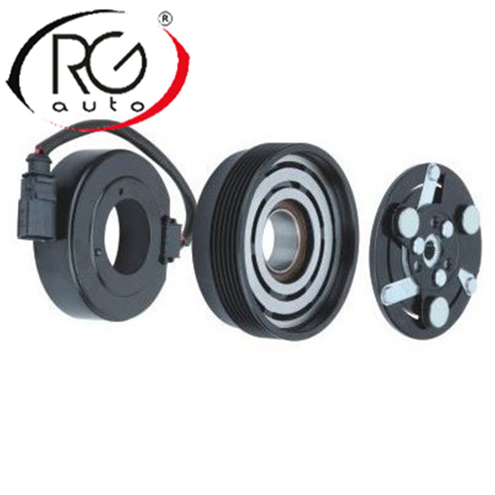 Back To Search Resultsautomobiles & Motorcycles A/c Compressor & Clutch 6pk 12v Hot Sale Auto A/c Compressor Electromagnetic Clutch For Bora 7v16; Clutch Coil; Clutch Kit Dia 119mm